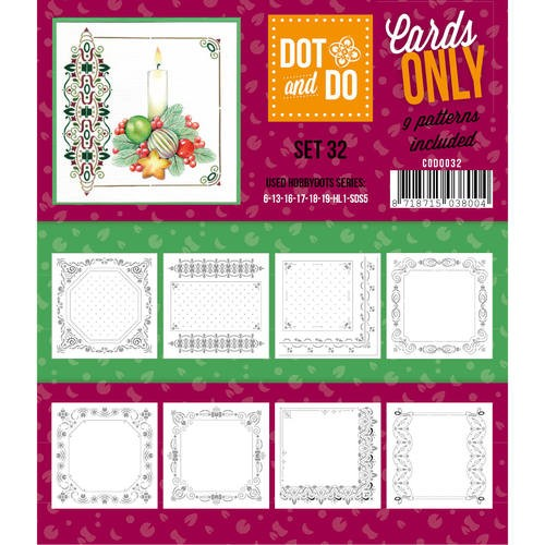 Dot & Do - Cards Only - Set 32.