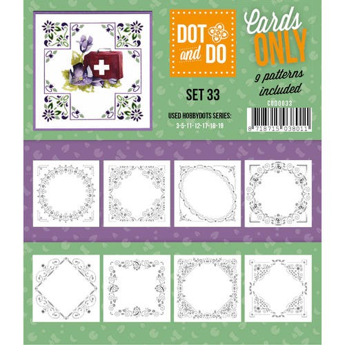 Dot & Do - Cards Only - Set 33.