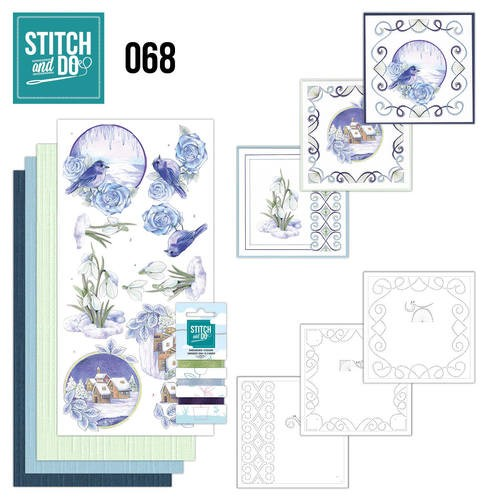 Stitch and Do - Winter Classics nr. 68.