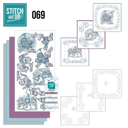 Stitch and Do - Winter nr. 69.