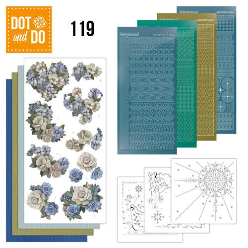 Dot and Do 119 Amy Design - Vintage winter.