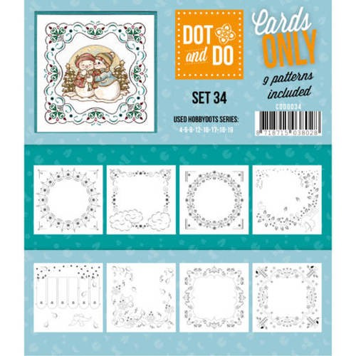 Dot & Do - Cards Only - Set 34.