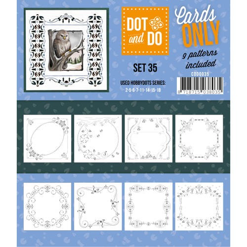 Dot & Do - Cards Only - Set 35.