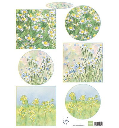 Marianne Design Tiny`s flower meadow 1