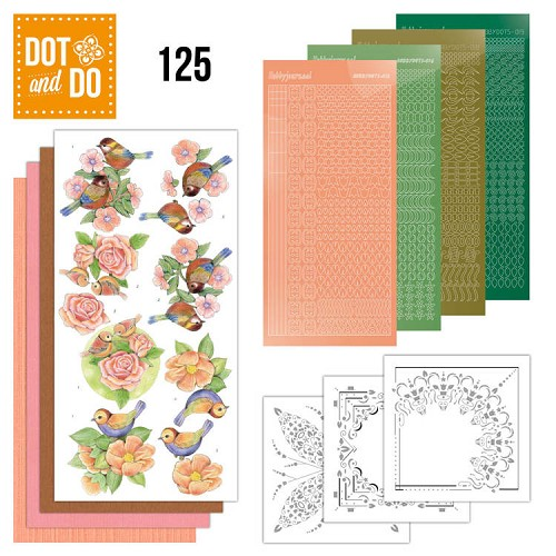 Dot and Do 125 - Birds.