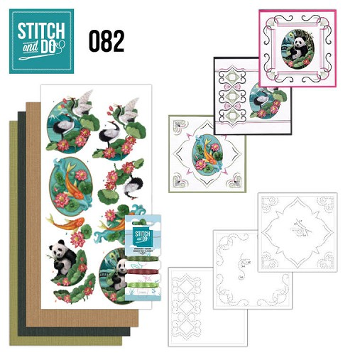 Stitch and Do 82 - Oriental.