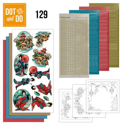 Dot and Do 129 - Amy Design - Oriental.