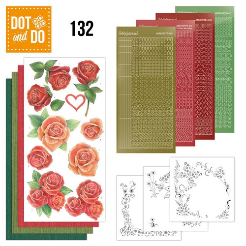 Dot and Do 132 - Roses.