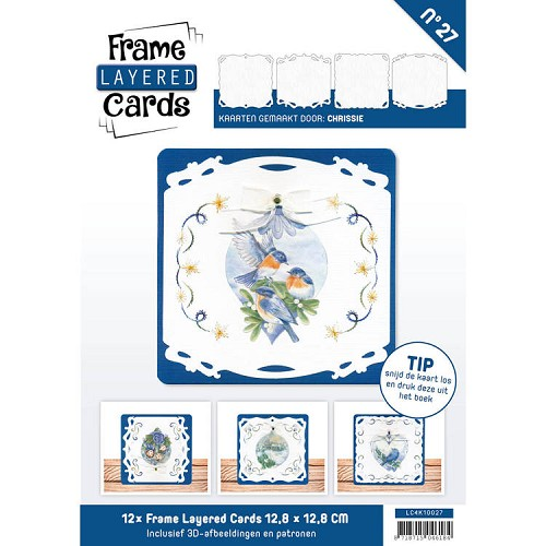 Frame Layered Cards 27 - 4K.
