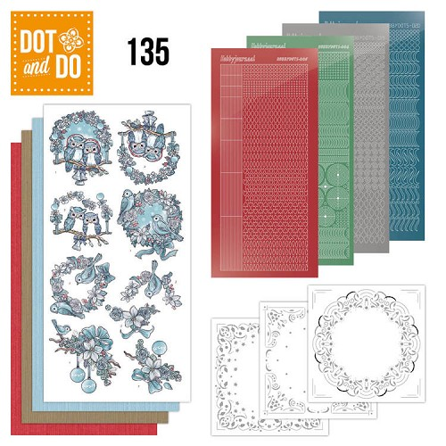 Dot and Do 135 - Christmas Dreams.