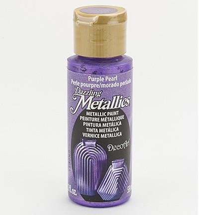 ***Americana metallics Finish - Purple Pear.