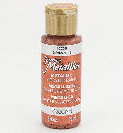 ***Americana metallics Finish - Copper.