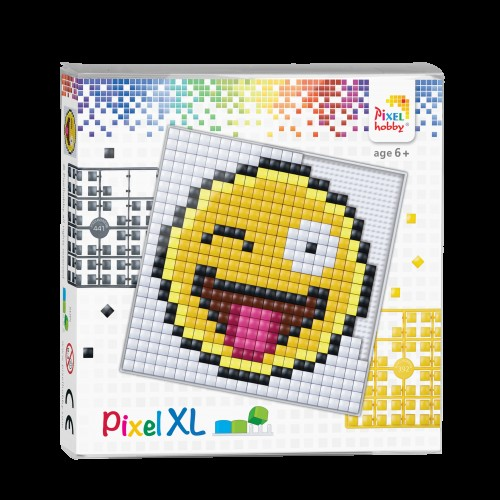 Pixelhobby XL set - Smiley.