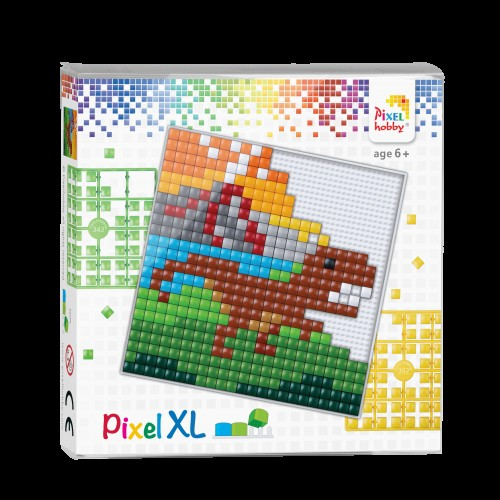 Pixelhobby XL set - Tirex.