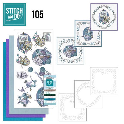 Stitch and Do 105 Crafting.