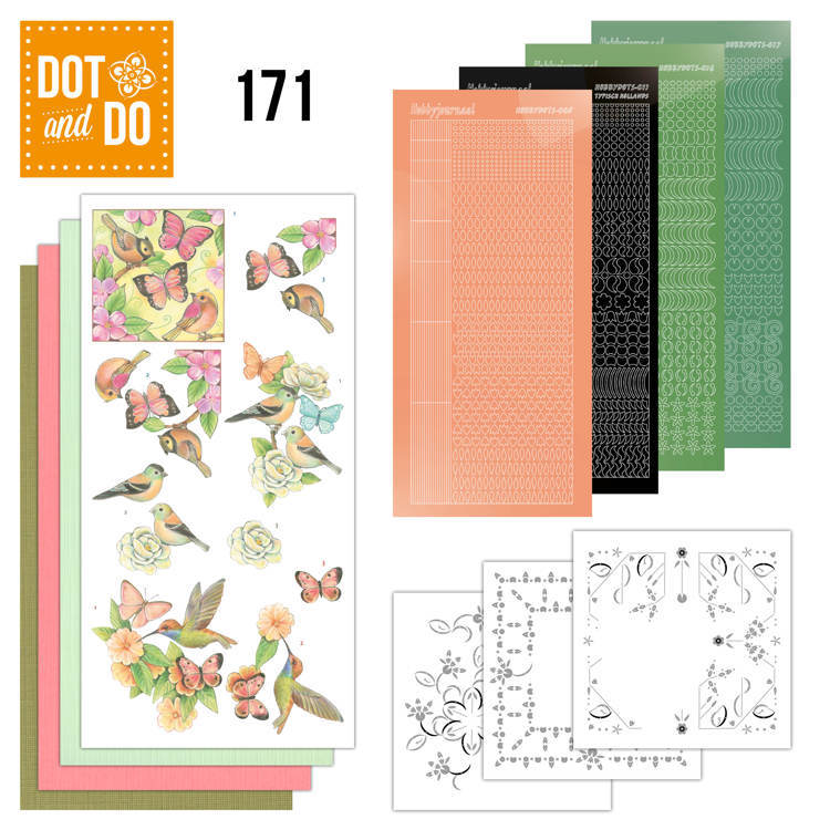 Dot and Do 171 - Vrolijke lente