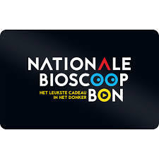 Nationale Bioscoopbon ( 10,- t/m 150,-)
