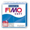 Fimo klei soft pacific blauw nr. 37.
