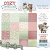Paperpack - Yvonne Creations - Cozy Christmas.