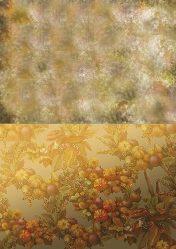 Backgroundsheets - Amy Design - Autumn Moments - Forest Fruits